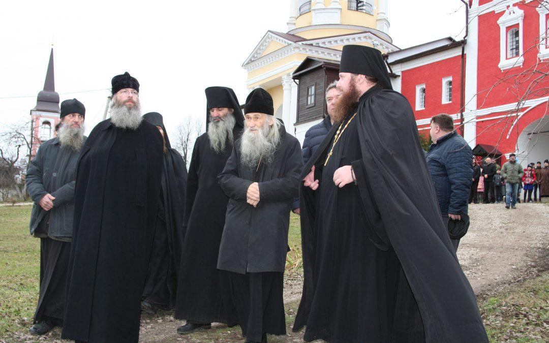 Духовник Патриарха