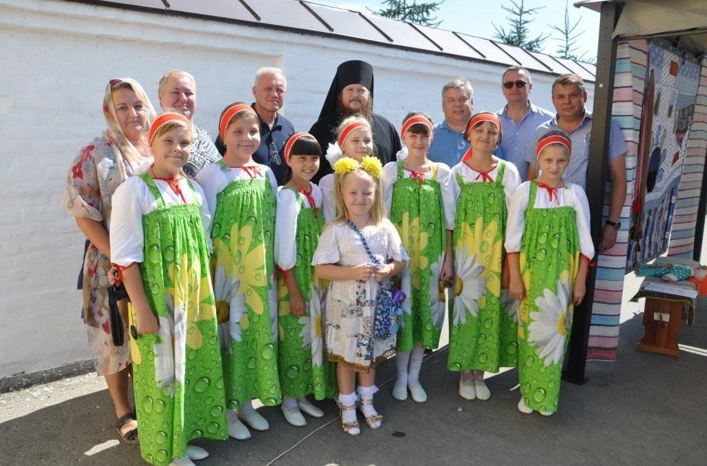 IV межприходской фестиваль колокольного звона «Белевский перезвон»