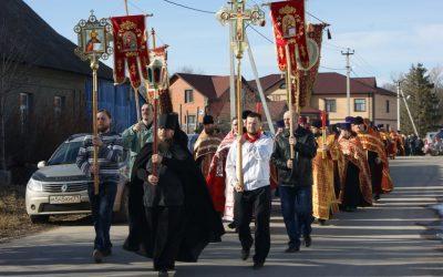 Дорогие братья и сестры! 26-го октября в Белёвском районе ожидается Крестный ход