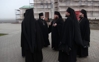 Монашествующий съезд